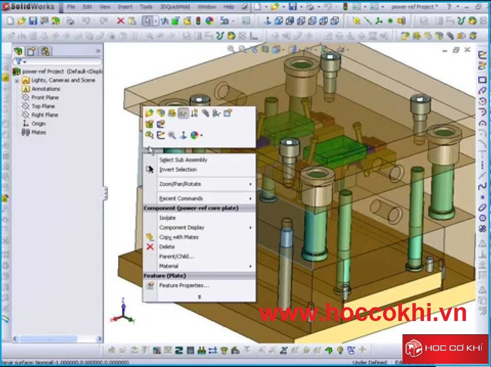 add in solidworks 3dquickmold 3d quick mold