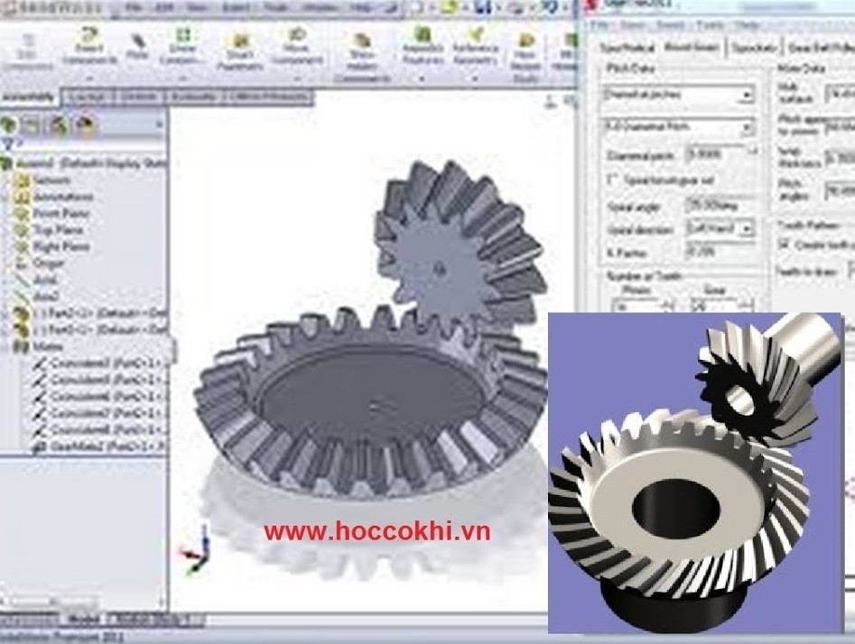 Tổng hợp các Add-in trong Solidworks