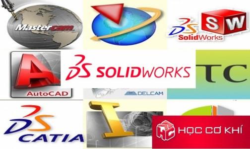 Phần mềm thiết kế 3D cơ khí