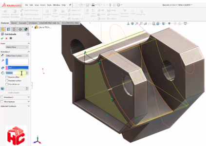 Đề thi Solidworks CSWA