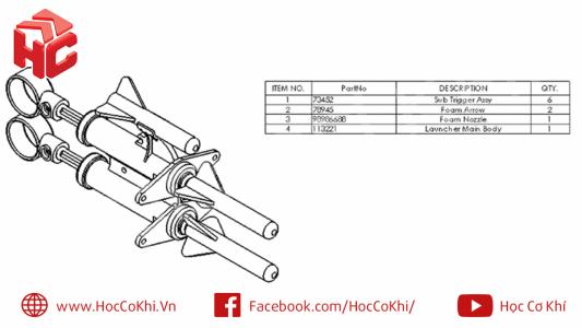 Đề thi chứng chỉ Solidworks xuất bản vẽ kỹ thuật - CSWPA DT Drawing Tools