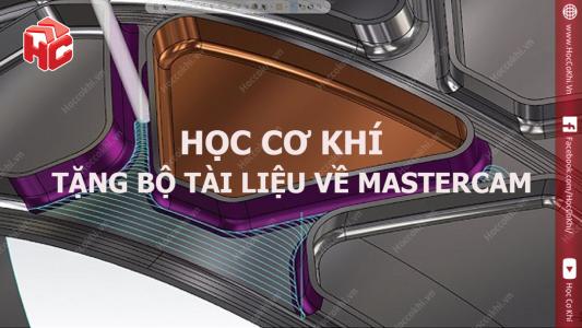 Tổng hợp tài liệu-giáo trình-bài tập Mastercam