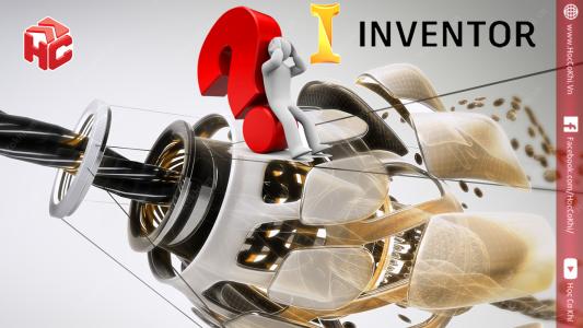 Giới thiệu tổng quan phần mềm thiết kế cơ khí Inventor